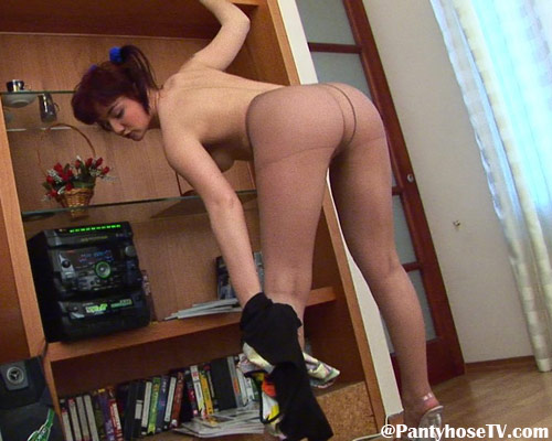 Seventh heaven pantyhose